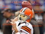 cleveland browns qb doge by unoservix