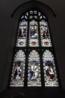 Dunfermline Abbey stained glass #8 by High-Tech-Redneck
