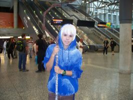Jack Frost - Otakuthon 2014 by J25TheArcKing