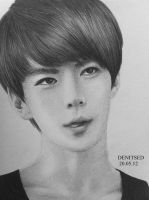 Sehun EXO by DENITSED