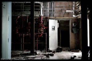 Jet Lag Test Facility XII by rjcarroll