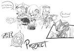 Special Doodle: The G.U.N. Project by RageVX