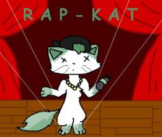 Rap-Kat by Kitty-Drawings18