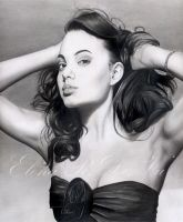 Angelina Jolie no2 by ElenaR