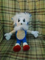 My uncle Chuck plushie by babirox753