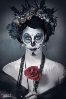 Day of The Dead II by JenHell66