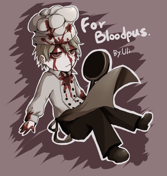 Commission for Bloodpus by sad201276