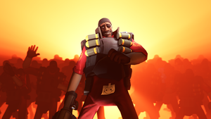 Demoman Army by ZeFlyingMuppet