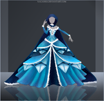 Giveaway/Raffle: Frozen Night Outfit #2 CLOSED by Nagashia