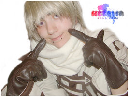 Russia Cosplay PREVIEW by Feicoon
