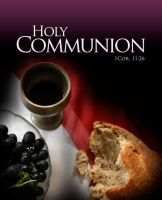 Holy Communion by cgitech