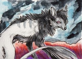 Aceo: Murky by Lycanium