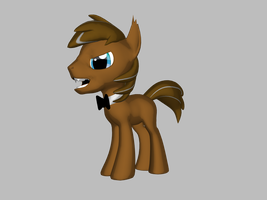 Freddy FazBear Pony by sweetnursechapel