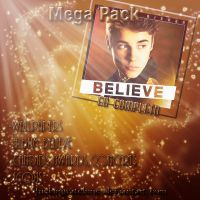 +MEGA PACK: Justin Bieber by Fucking-CatchMe