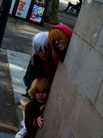 Togainu no Chi - How to be a Stalker by AkumaDrayne