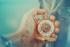 What is Time ? by AnnOmar