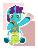 Vitrol's Snack by Hourglass-Sands
