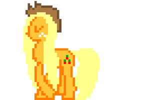 Applejack [gif, click to see] by PersephoneStar