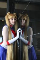 Reflections : Sailor Moon by Lossien