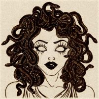 Medusa by House-of-Creativity