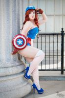 American Woman by aqueenwithnocrown