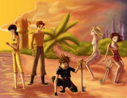 Children of Fate by x-RainFlame-x
