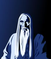 Saruman by The-Black-Panther