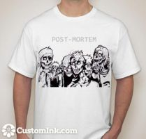 Post Mortem T-Shirts!!!!! by Atomic-Taco