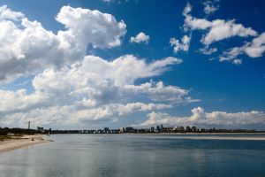 Caloundra from Golden Beach 1 by wildplaces