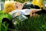 NARUTO : U Can Do It by berylrion