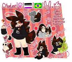 Cibelee's Ref Sheet! by bigbun