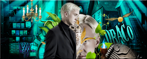 Draco Malfoy Signature by VaL-DeViAnT