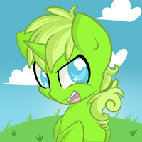 Pear Sprout by LoreHoshi
