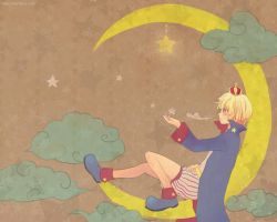 Wallpaper The Little Prince by Eternal-S