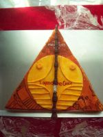 Deathly Hallows Cake 1 by AirixAram