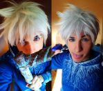 Jack Frost Cosplay Preview by AlexanDrake89