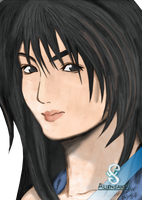Rinoa FFVIII Color PNG - Aliensanfo by aliensanfo