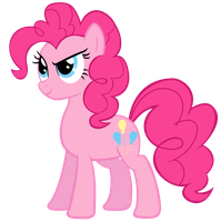 Pinkie Pie Vector by MelodyCrystel