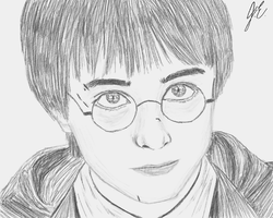 Harry Potter by miki-chaan