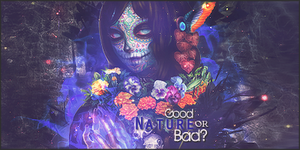 Nature - Good or bad ? by Ayanashii