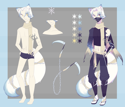 Cold Cut Lockette | Pending by CylestAdopts