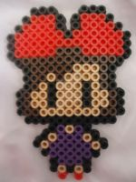 Kiki from Kiki's Delivery Serves by PerlerHime
