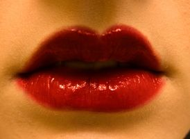 'Bad Romance' Lips by soffl