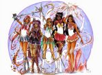 Senshi Group by Toto-the-cat