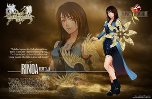 Slowga Commission: FFVIII: Rinoa by Ernz1318