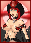 Cowgirl Rayne by Vicsor-S3