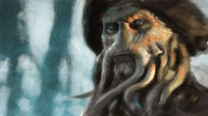 Davy Jones by faxtar