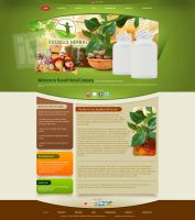 russell herbal by ijographicz