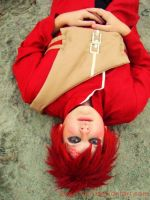 Gaara - The Sand by BuruTsuin