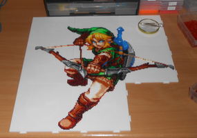Link (Mini-Beads) by FTWBAmanojaku